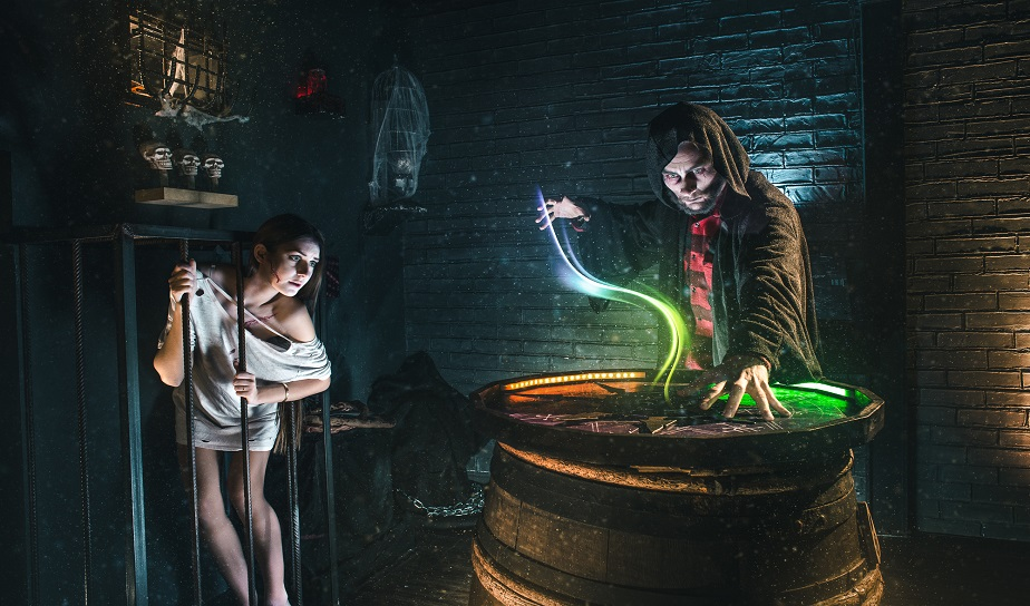 Phobia Escape Game Paris Loft 13